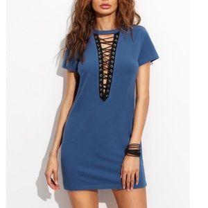 Dresses & Skirts - Adorable t-shirt dress